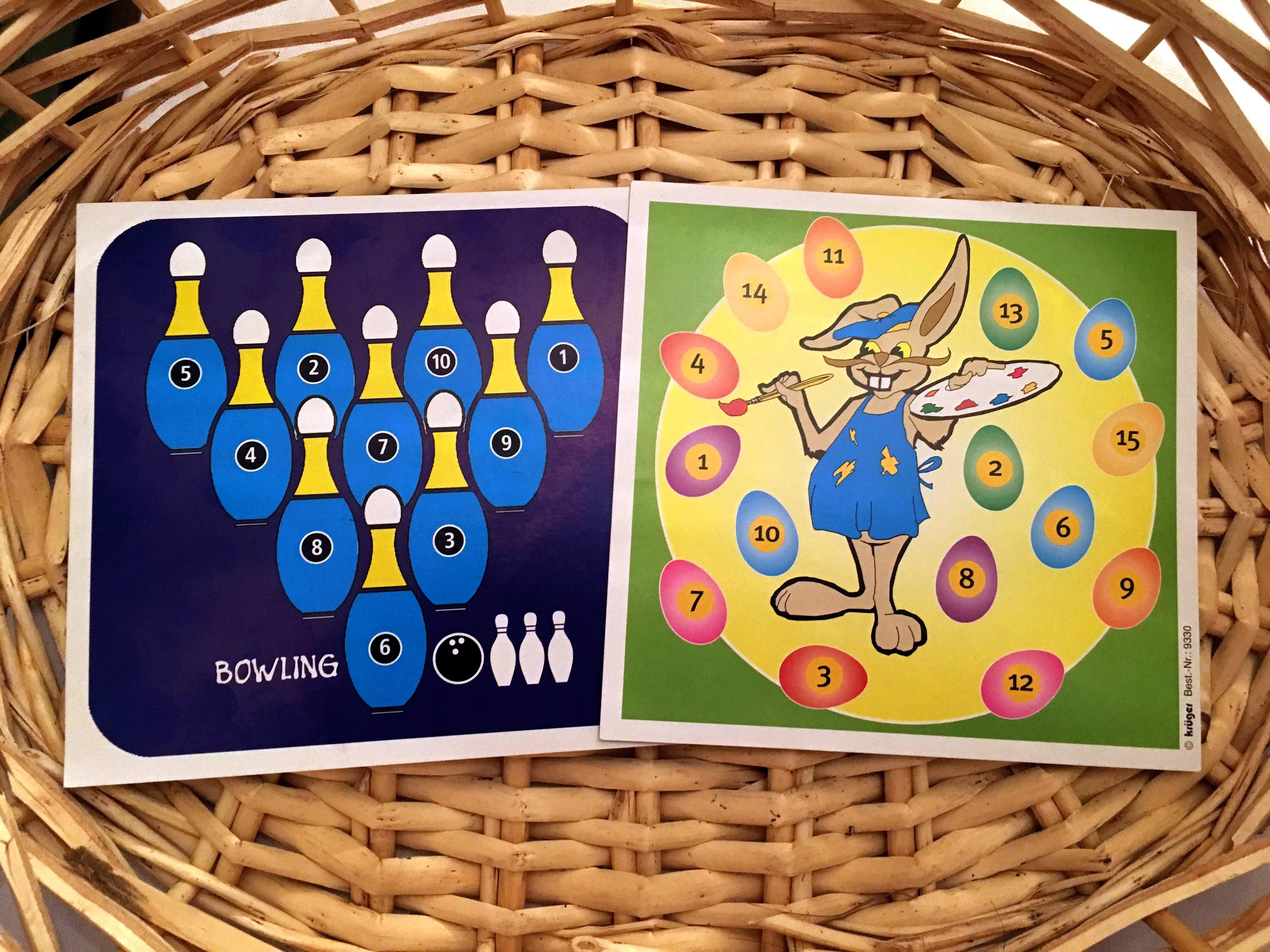Gluecksscheiben Osterschiessen 2017